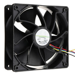 6500RPM Cooling Fan Vovomay Replacement 4-pin Connector for Antminer Bitmain S7