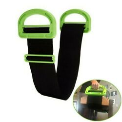 Easy Carrying Lifting Moving Strap And For House Moving Furniture Book Boxes $6.79