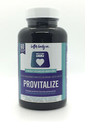 Provitalize Probiotic Weight Management Complex Formula Better Body Co $41.95