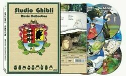 *NEW* 17 Movie Miyazaki Films  Studio Ghibli Collection (DVD Box Set) -ENGLISH-