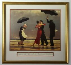 Jack Vettriano THE SINGING BUTLER 30