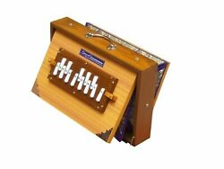 SHRUTI BOX SIZE 15quot; X 10quot; X 3quot; 440 Hz INDIAN HANDMADE BHAJAN KIRTAN CHANT YOGA $166.00
