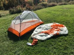 Big Angels Copper Spur HV UL 1 single person lightweight tent excellent conditio