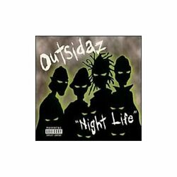 Night Life By Outsidaz On Audio CD Album 2000 Disc Only