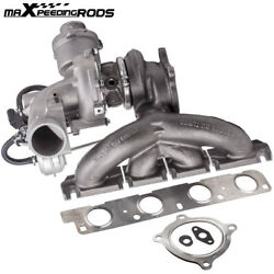 for AUDI A4 A5 Q5 2.0 TFSI 2009 2010 2011 2012 Quattro Turbo Charger 06H145702 G