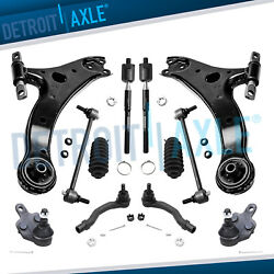 Front Lower Control Arm Suspension Kit for 2002 2003 Toyota Camry Lexus ES300 $143.29