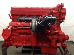 2004 CUMMINS ISX ENGINE ASSEMBLY 238K TESTED COMPLETE RUNNER (1) YEAR WARRANTY