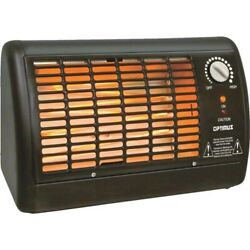 Optimus Radiant Electric Space Heater $54.79