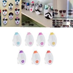 Novelty Female Face Glasses Sunglasses Spectacle Display Rack Decoration $7.11