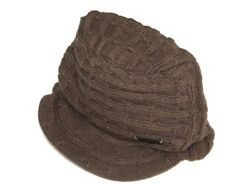 Hat Barts Cap Winter Hat Children's Unisex Braun One Size 20 78in