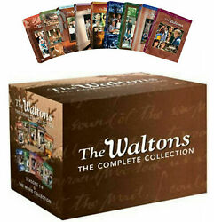 The Waltons Complete Series DVD Box Set Seasons 1 2 3 4 5 6 7 8 9 + 6 Movies