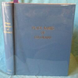 Place Names of Colorado; Genealogy Small Mining Town History $59.96