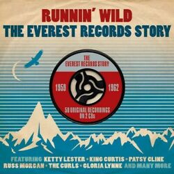 Runnin' Wild The Everest Records Story (CD Used Very Good)