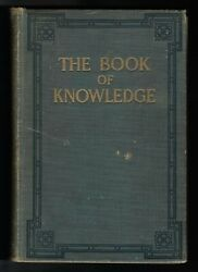 c1912 The Book Of Knowledge - The Children's Encyclopedia - Volume II