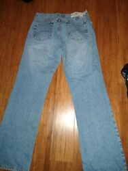 Lucky Brand 40 Women's Low Rise Easy Fit Flare size 628