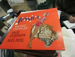 Vinyl LP  Jessica  Motion Picture Soundtrack