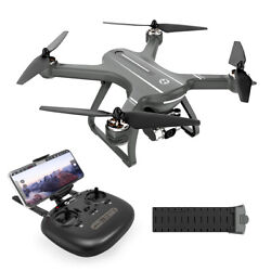 Holy Stone HS700D 5G Wifi FPV GPS drone with 2K camera brushless RC quadcopter $189.99