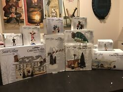 Dept 56 Snow Village National Lampoon's Christmas Vacation Lot