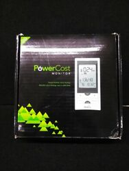 Blueline Innovations Power Cost Monitor BLI 28000 Display Replacement NO SENSOR $12.99