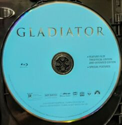 GLADIATOR BLURAY DISC ONLY