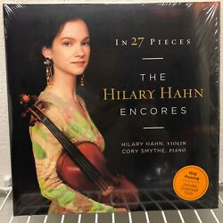 In 27 Pieces - The Hilary Hahn Encores Vinyl LP Out of Print Very Rare