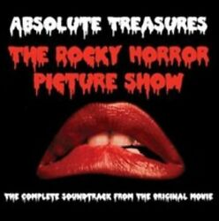 Rocky Horror Picture Show: Absolute Treasures [Digipak] by Various Artists NEW