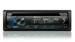 Pioneer DEH S4200BT Bluetooth Car Stereo CD Receiver Player with USB amp; Aux $77.54
