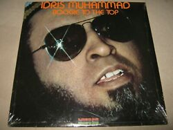 IDRIS MUHAMMAD Boogie To The Top FACTORY SEALED New Vinyl LP 1978 KU-38 Will Lee