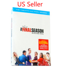 THE BIG BANG THEORY: Complete Series Seasons 12 DVD *New*