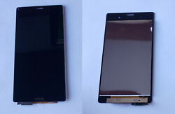OEM LCD Touch Screen Digitizer Assembly for Sony Xperia Z3 D6603 D6643 - BLACK $17.99