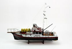 "The ORCA from the movie ""JAWS"" Wooden Fishing Boat Model 35quot; RC Ready $1200.00"