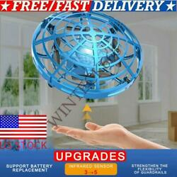 Mini Smart Flying Drone Kids Hand Motion Control UFO Ball Flying Aircraft Toys $18.99