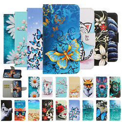 Luxury Leather Wallet Card Holder Phone Case For iPhone 12 11 Pro Max Xs Xr 7 8 $8.59