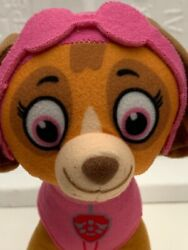 """Paw Patrol Skye 8"""" Soft Plush Toy Nickelodeon Play By Play 2016 Spin Master Kid GBP 6.99"""