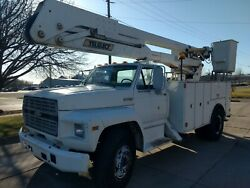 Ford F700 W Material Handling Booms