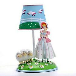 Toy Story 4 Bo Peep & Sheep Table Lamp Desk Light*includes energy efficient lamp
