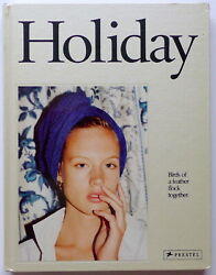 Henrik Purienne- Holiday. Rare Book Out of Print!