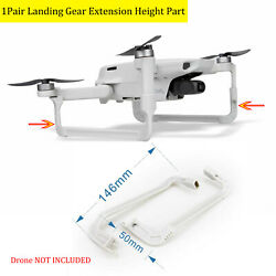 Landing Gear Extensions Height Support Protector For DJI Mavic Mini Drone $6.76