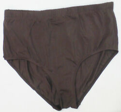 SWIMSUITS FOR ALL Womens Swim Bottom Brief #3106 Brown Various Sizes NWT $10.99