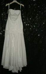 Intrigue by Forever Yours Wedding Dress Size 10 #4143