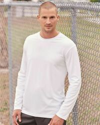 Champion Double Dry Performance Long Sleeve T Shirt CW26 $10.82