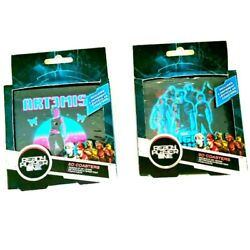 New Ready Player One 3D Lenticular Coasters by Paladone Set of 4 × 2 $19.83