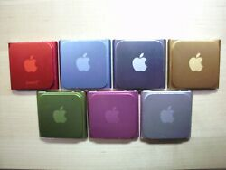 Apple iPod Nano 6th Generation 8 16 GB Refurbished all colors guaranteed $79.00