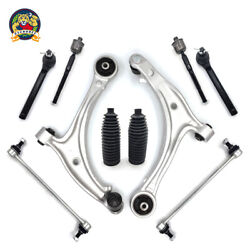 For 2005-2010 Honda Odyssey 10pc Front Lower Aluminum Control Arm Suspension Kit $168.95