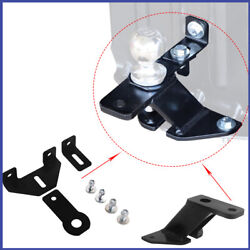 Universal Lawn Trailer Rear Hitch Support Brace Kit Garden Tractor Tow Receiver $33.99