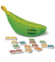 Bananagrams My First Multi Award Winning Kids Spelling Game Ages 4 years NEW $11.99