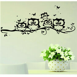 High Quality New Wall Stickers Art Stencil Wall designs Butterfly Wall Sticker $5.84