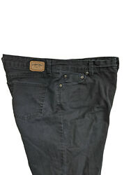 Levis Signature Womens At Waist Bootcut Black Jeans High Rise Size Misses 16M $23.94