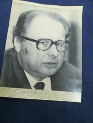 Wolfgang Meyer will resign from East German Council Ministers Wire Press Photo $17.00