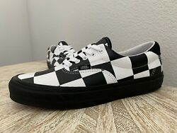 Barneys New York x Vans Off The Wall Originals Black White Checkered Size 11.5 $79.95